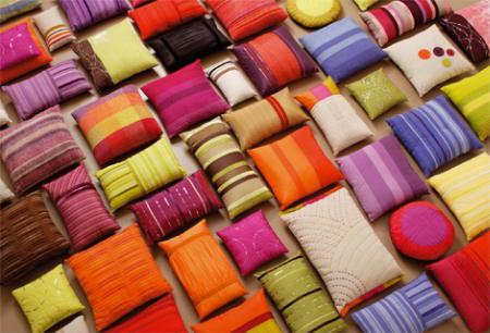 Fabricando almohadones tendenzias mx - Cojines para sentarse ...