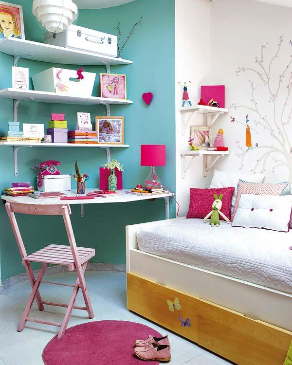 Dormitorios juveniles: función, privacidad y estilo propio