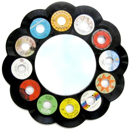 como discos: