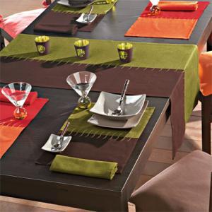 Decocasa mexico manteles individuales una buena base - Manteles de mesa de comedor ...