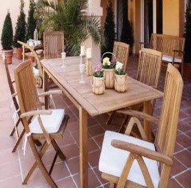 Decocasa mexico consejos - Muebles exterior madera ...