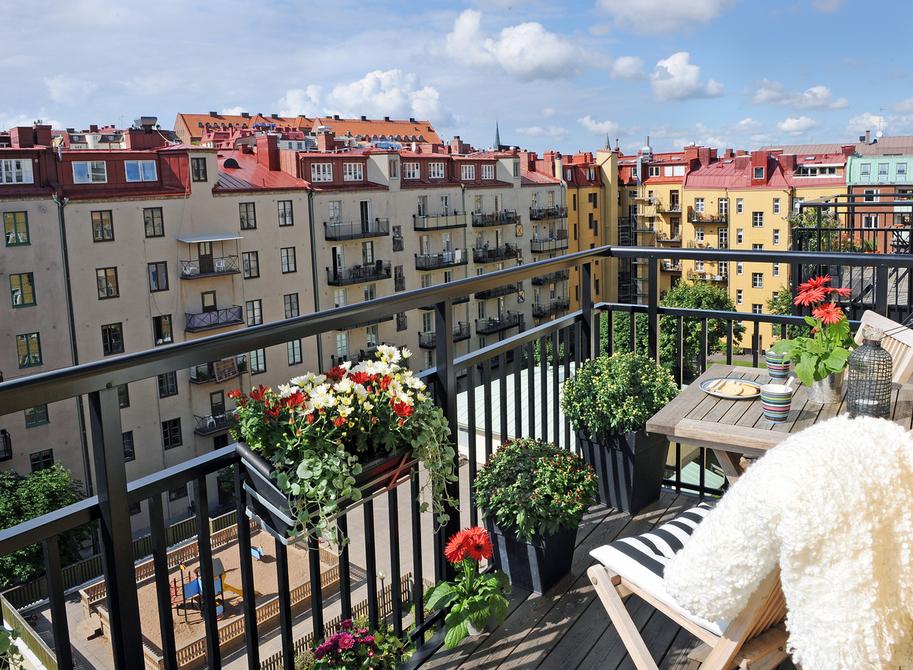 Decocasa mexico balcones y terrazas for Mobiliario para balcones