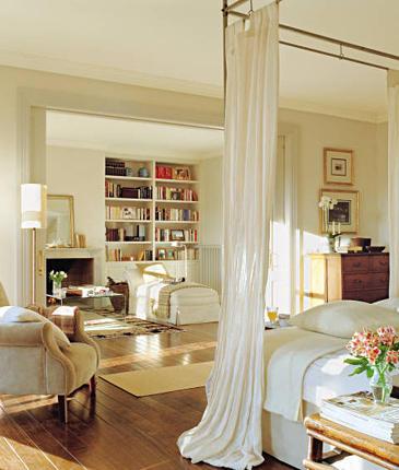 Decocasa mexico dormitorios con espacio extra integrar for Dormitorio sala