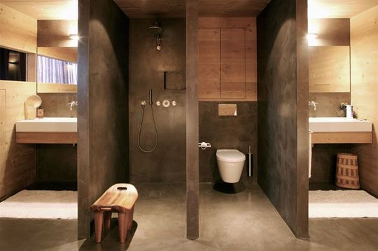 Decocasa mexico arquitectura for Revetement murs salle de bain