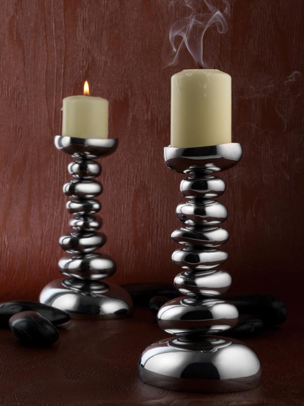 Decocasa mexico candelabros para enamorar y decorar - Candelabros modernos ...