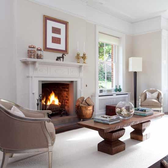 Decocasa mexico 2011 octubre for Living room ideas no fireplace