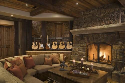 por ltimo algo que no podemos dejar de mencionar son las guitarras elementos perfectos de decoracin para los amantes de la msica