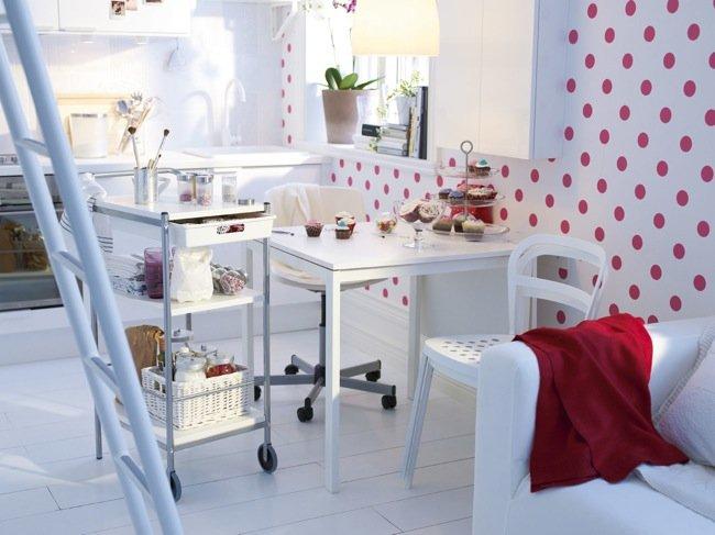 Papel para empapelar cocinas empapelado vinilo cocina - Empapelar azulejos cocina ...