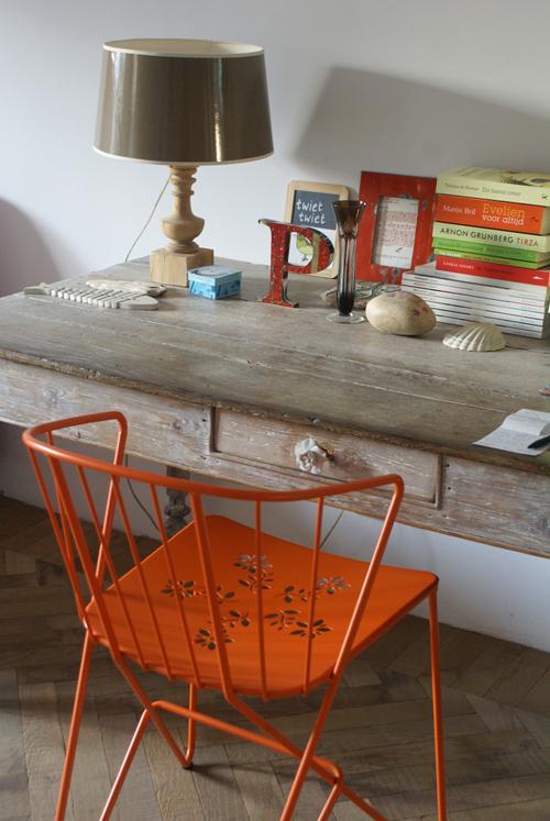 Decocasa mexico aires vintage en el escritorio - Escritorio vintage ...