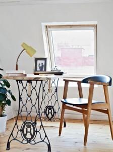 escritorio vintage