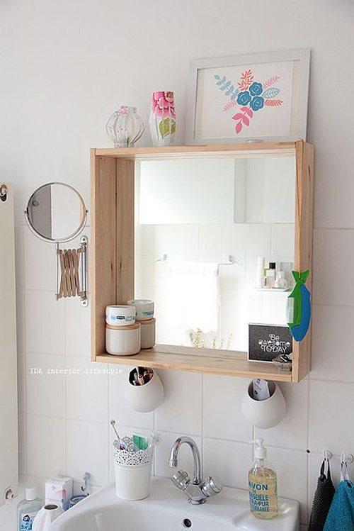 Decorar Un Espejo De Bano - Diseños Arquitectónicos - Mimasku.com