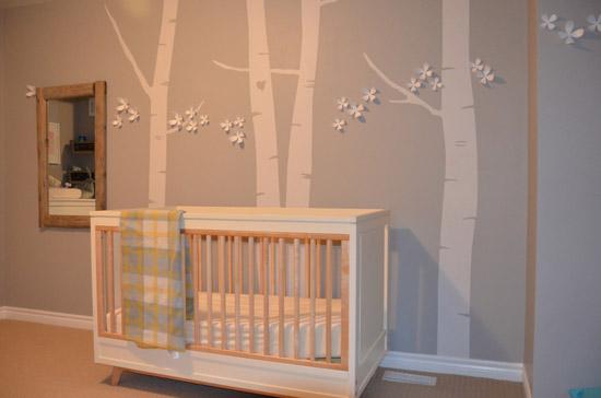 Pinturas originales para dormitorios cuadros es para - Pintura habitacion bebe nina ...