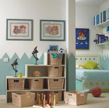 pues no lo dudes ni por un segundo y utilzala de lmite para separar claramente el rea de descanso o dormitorio de la zona de juego o playroom