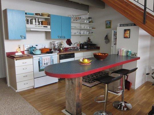 Decocasa mexico cocinas for Estantes para cocina pequena