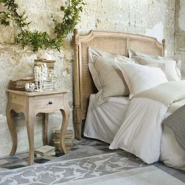 decocasa mexico dormitorios para compartir en tonos claros On cabeceros de cama maison du monde
