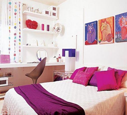 Decocasa mexico dormitorios adolescentes for Decoracion de cuartos para jovenes mujeres
