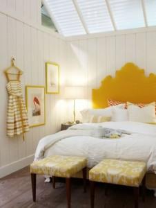 dorm amarillo blanco