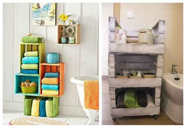 Baño Ninos Frecuencia:Ideas to Decorate Wooden Boxes