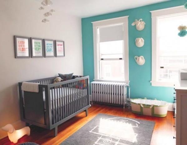 Decocasa mexico dormitorios infantiles for Habitacion bebe varon