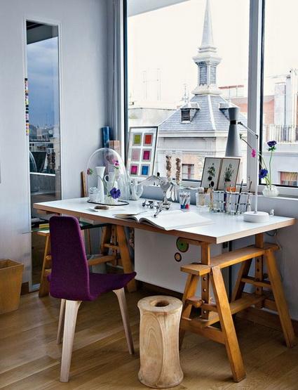 escritorios para trabajar en casa