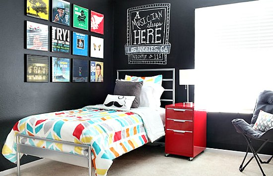 Decocasa mexico dormitorios juveniles masculinos - Habitaciones juveniles para chico ...