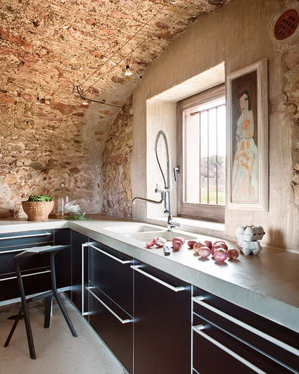 cocina-neorustico-ladrillo