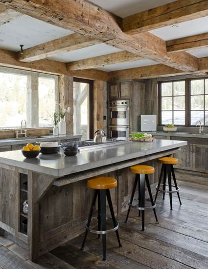 cocina-neorustico-madera