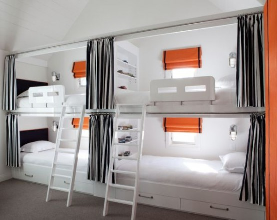 Ideas Dormitorio Cortinas