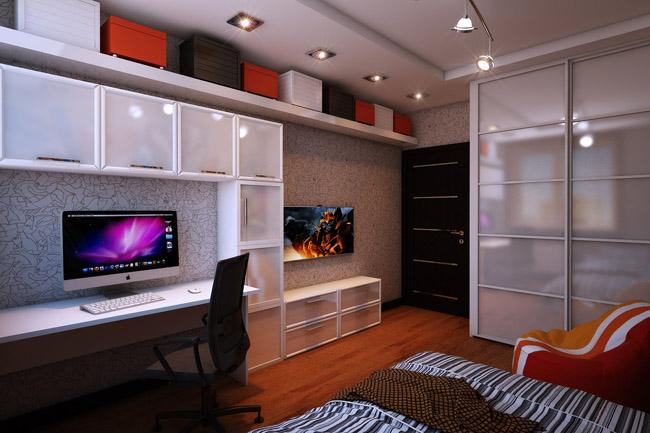 Decocasa mexico oficina en casa for Escritorios para oficina en casa