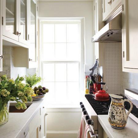 Decocasa mexico ideas para cocinas peque as y alargadas - Cocinas pequenas alargadas ...